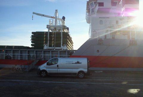 Fartygsel - Vårt fokus!
